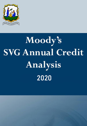 Moody's annual credit analysis